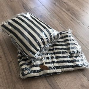 Travel Size Pillow and Blanket Set